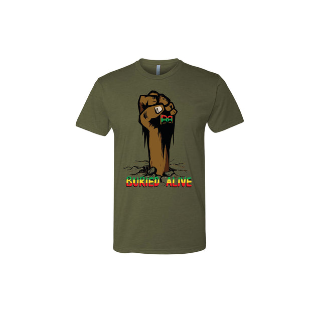 Green Buried Alive T-Shirt