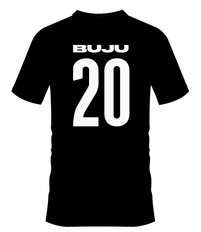 Buju Banton FIFA Soccer Jersey + Digital Download