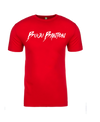Red Signature Tee Shirt