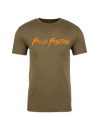 Military Green Signature T-Shirt