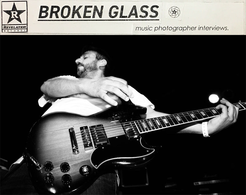 BROKEN GLASS: DAN RAWE