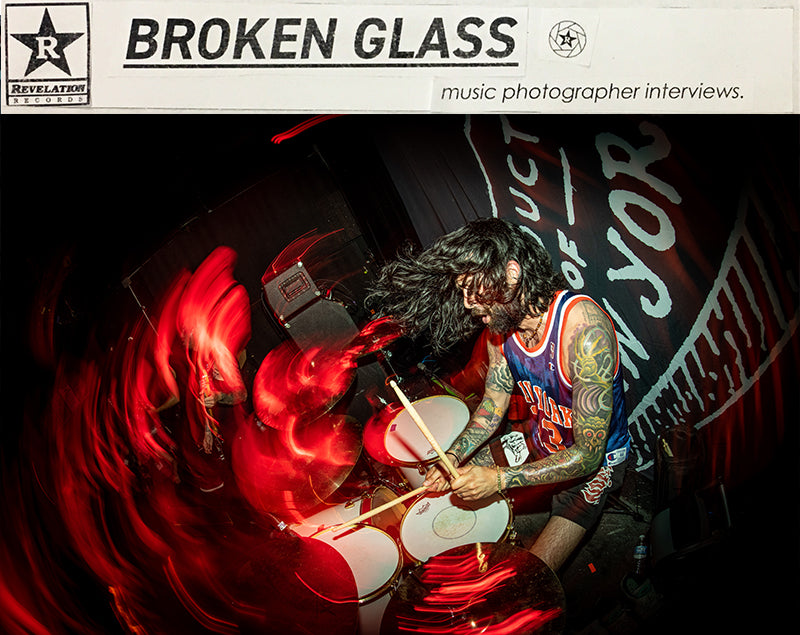 BROKEN GLASS: DANIELLE DOMBROWSKI