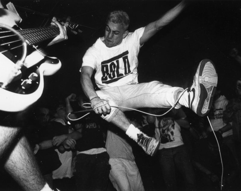 Ray Cappo Jumping Photo