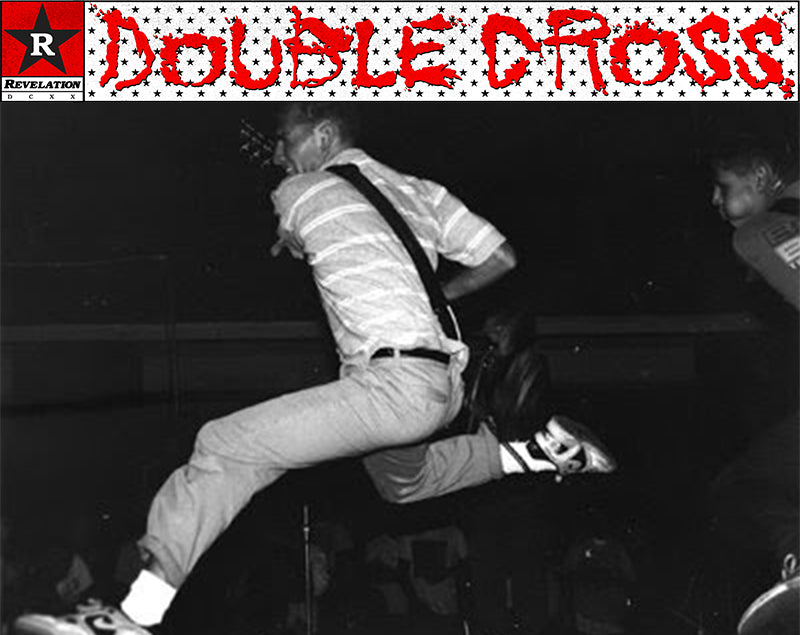 Double Cross Ryan Hoffman Chain of Strength Live Photo