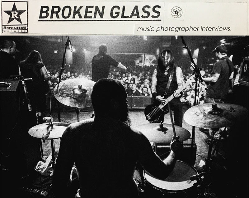 BROKEN GLASS: JAMMI YORK