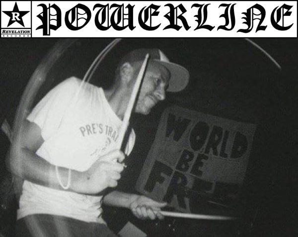 Powerline - World Be Free Interview With Sammy Siegler