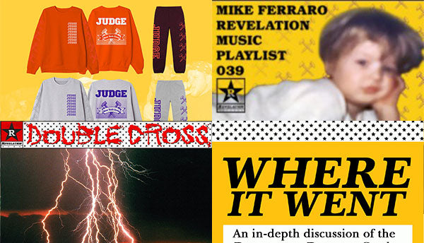 New Judge Collection, Speak Up Post, Podcast and Playlist