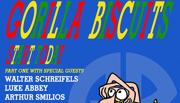 "Out Now: Discussion of Gorilla Biscuits ""Start Today"" on Where It Went Podcast"
