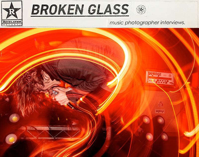BROKEN GLASS: ROB WALLACE