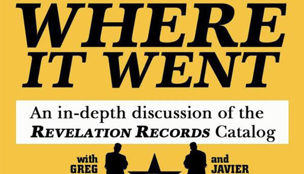 NEW PODCAST EXPLORES EVERY REVELATION RECORDS RELEASE