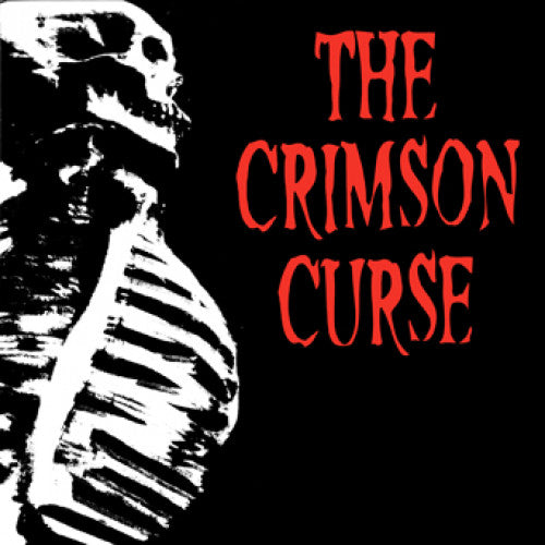 "31G12-1 The Crimson Curse ""Both Feet In The Grave"" LP Album Artwork"