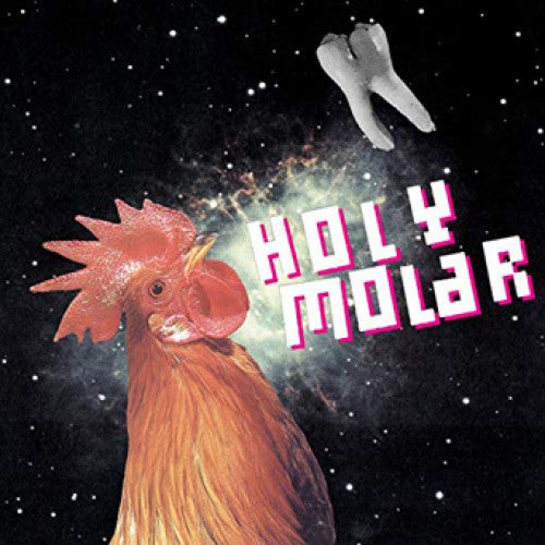 "31G25-2 Holy Molar ""The Whole Tooth, And Nothing But The Tooth..."" CD Album Artwork"
