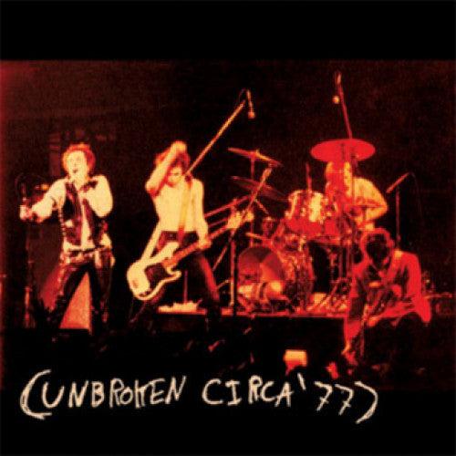 "31G30-1 Unbroken ""Circa '77"" 7"" Album Artwork"