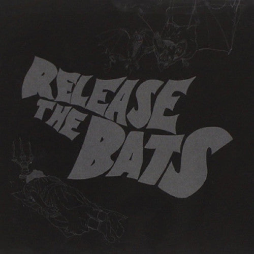 "31G34-2 V/A ""Release The Bats"" CD Album Artwork"