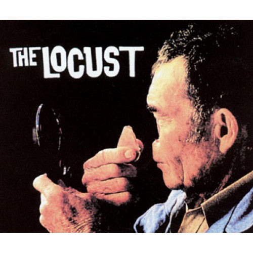 "31G39-2 The Locust ""Follow The Flock, Step In Shit"" CD Album Artwork"