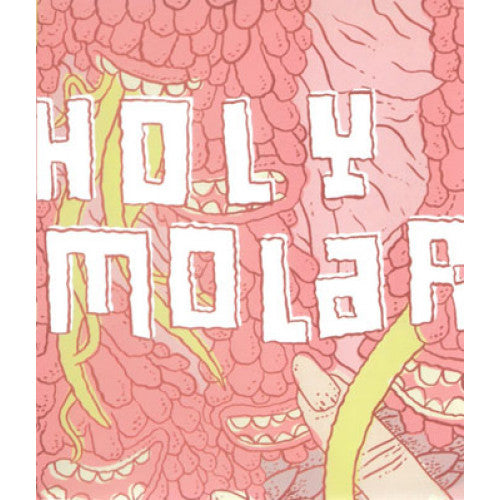 "31G50-DVD Holy Molar ""Dentist The Menace"" -  DVD"