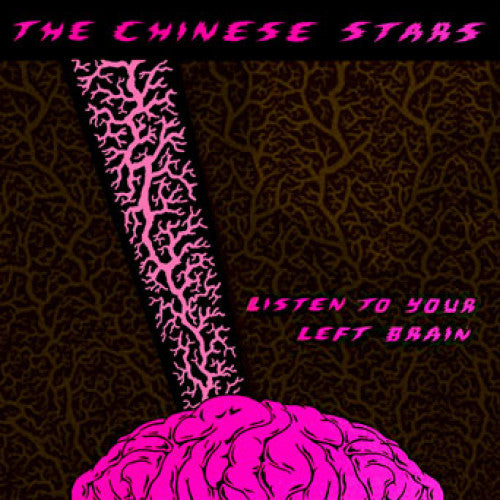"31G54-2 The Chinese Stars ""Listen To Your Left Brain"" CD Album Artwork"