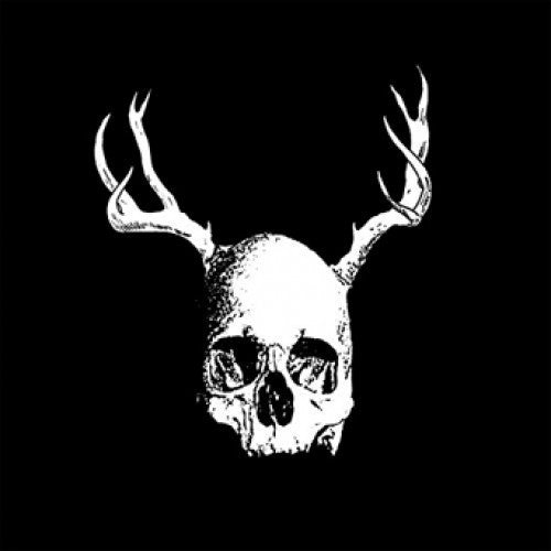"31G63-1 Secret Fun Club ""Skull With Antlers"" LP Album Artwork"
