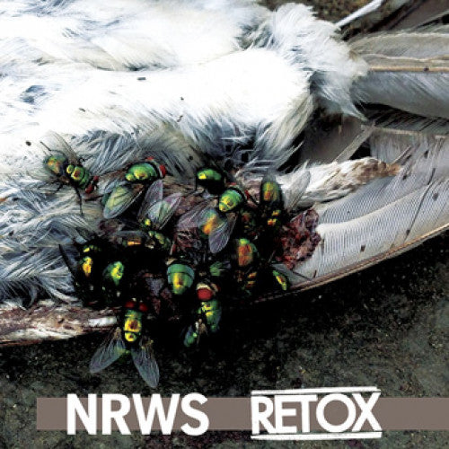 "31G77-1 Narrows / Retox ""Split"" 7"" Album Artwork"