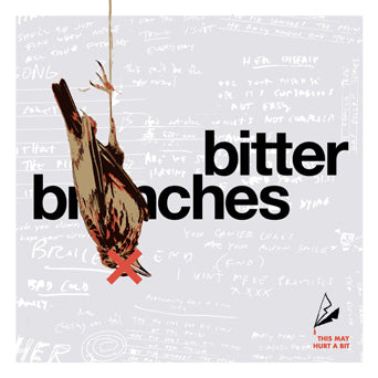 "AA95 Bitter Branches ""This May Hurt A Bit"" 12""ep Album Artwork"