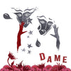 "BEIR048-1 Dame ""s/t"" LP Album Artwork"