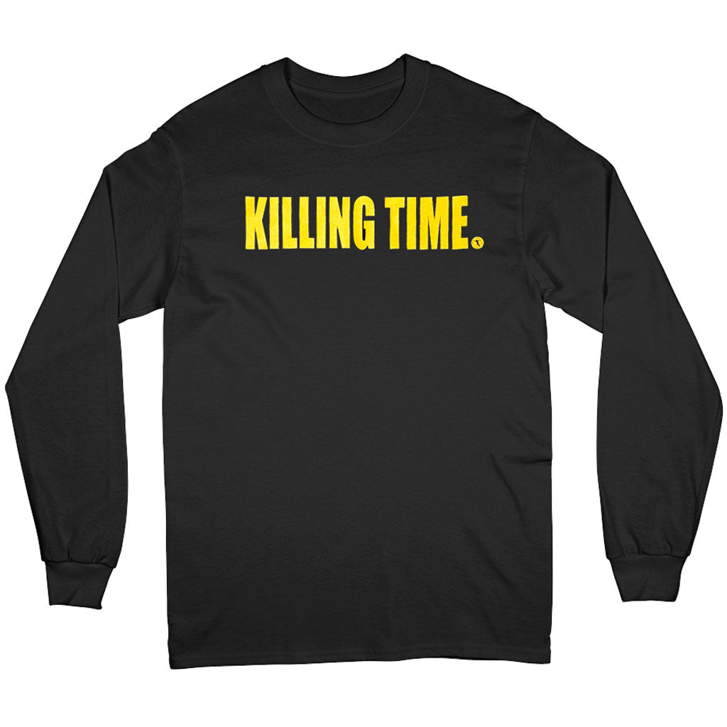 "Killing Time ""Only The Strong"" - Long Sleeve T-Shirt"