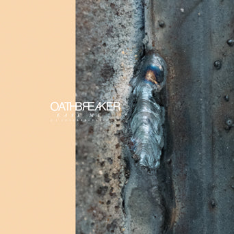 "DWI218 Oathbreaker ""Ease Me"" Album Artwork"