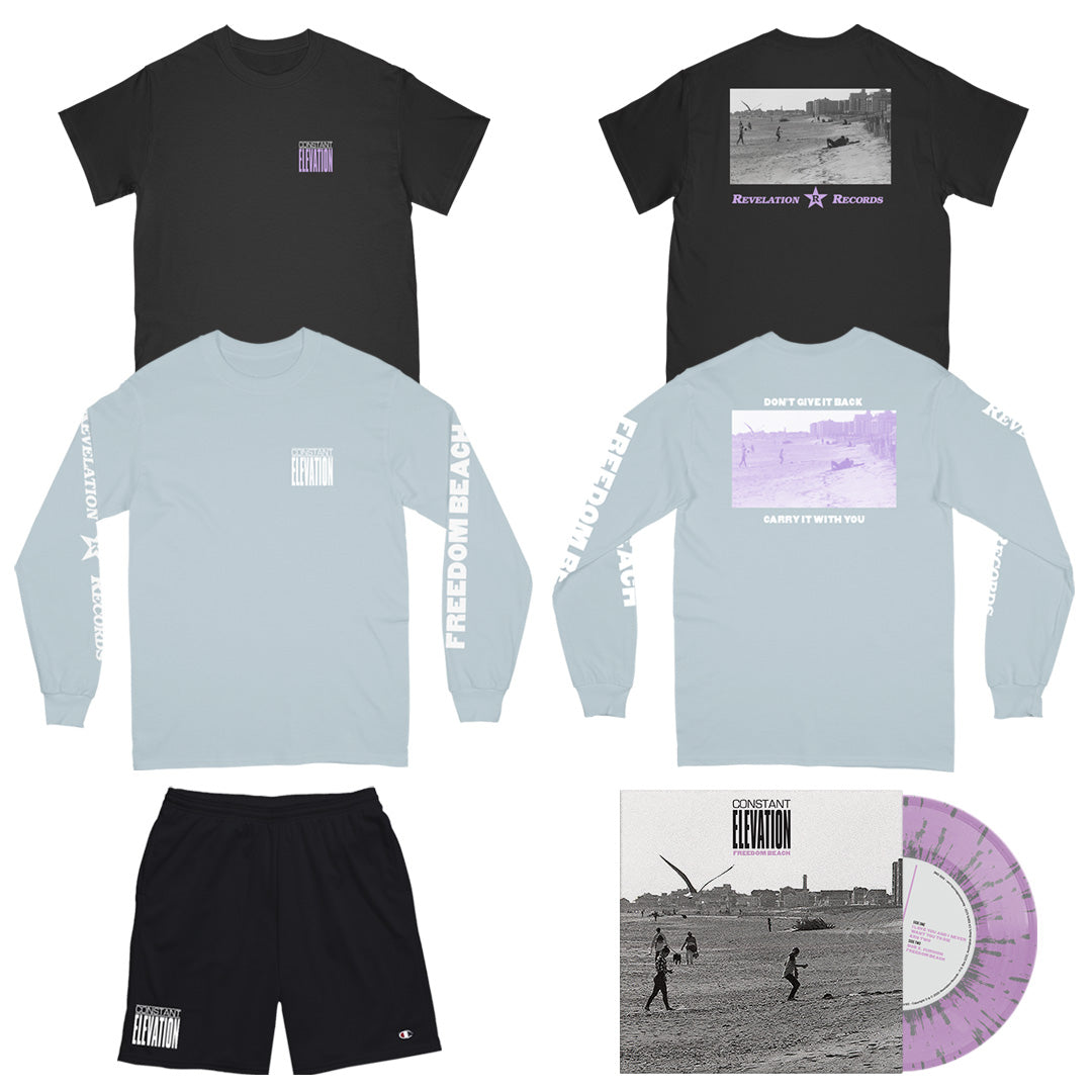 "Constant Elevation ""Freedom Beach Vinyl Combo Package #3"""