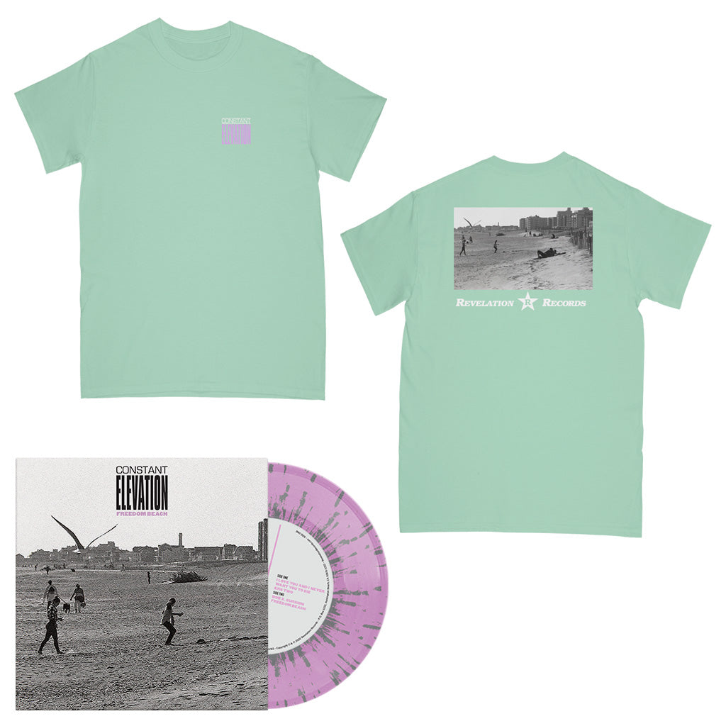 "Constant Elevation ""Freedom Beach Vinyl Combo Package #1"" Powder"