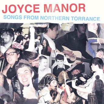 "EPI7787-1 Joyce Manor ""Songs From Northern Torrance"" Album Artwork"