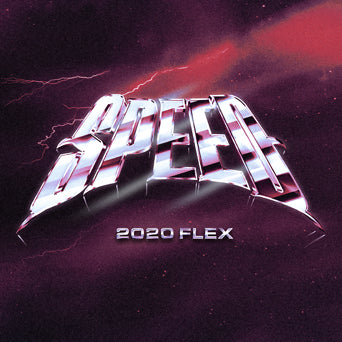 "FLSP53-1 Speed ""2020 Flex"" 7"" Album Artwork"