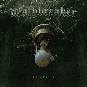 "FR178 Deathbreaker ""Isolate"" Album Artwork"