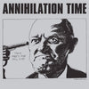 "IAR002-1 Annihilation Time ""s/t"" 12ep Album Artwork"