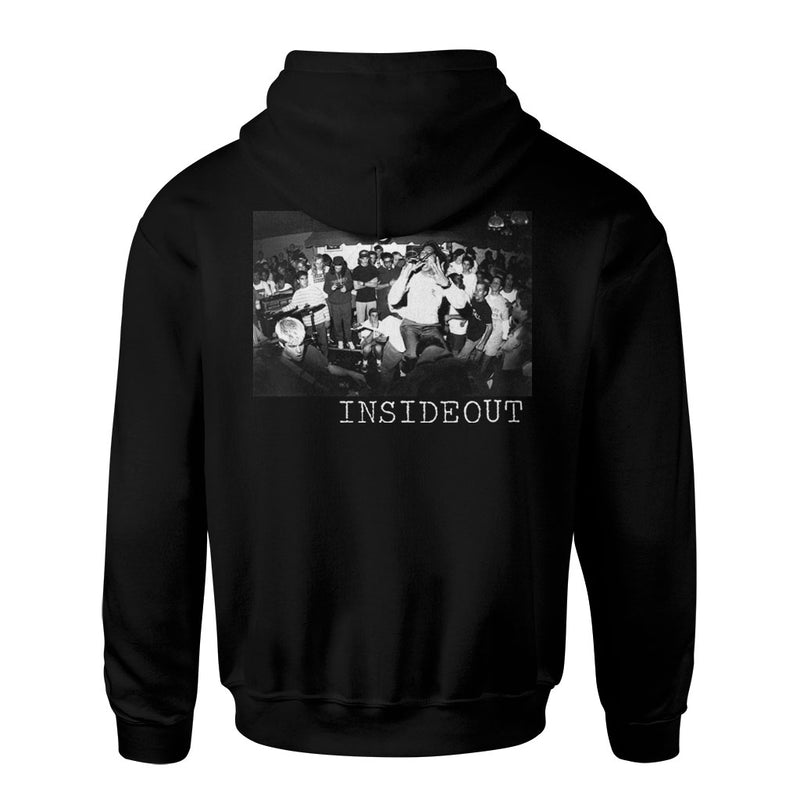 "Inside Out ""Logo"" - Hooded Sweatshirt"
