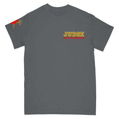 "JUDGESS04 Judge ""West Coast Storm 2019"" -  T-Shirt Front"
