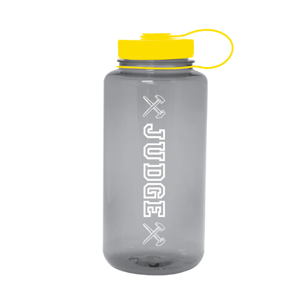 "Judge ""Logo"" - Water Bottle"