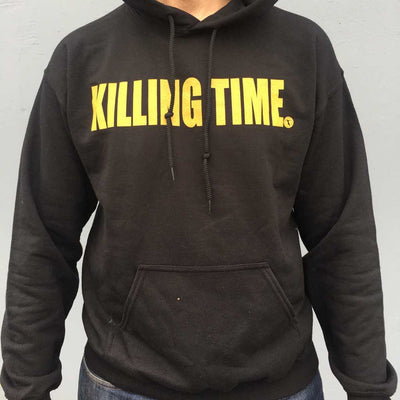 "Killing Time ""Only The Strong"" - Hooded Sweatshirt"