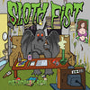"MPR007-1 Sloth Fist ""Mothman Is Real"" LP Album Artwork"