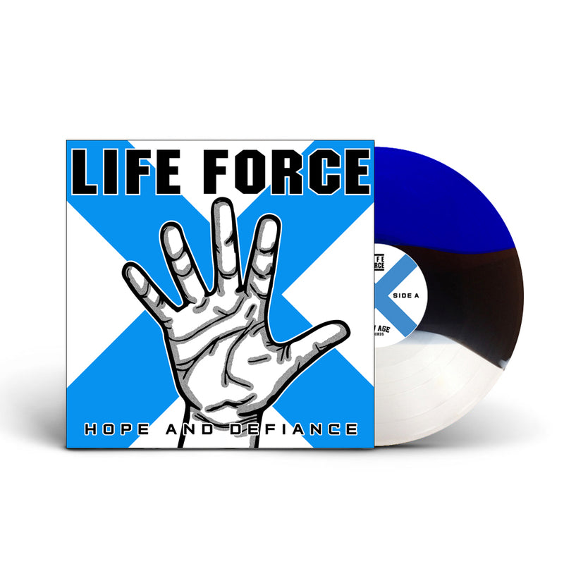 "Life Force ""Hope And Defiance"""