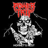 "OPS020-1 Power Trip ""Hornet's Nest"" 7""  Picture Flexi Disc Album Artwork"