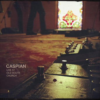 "Caspian ""Live At Old South Church"""