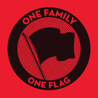 "V/A ""One Family One Flag"""