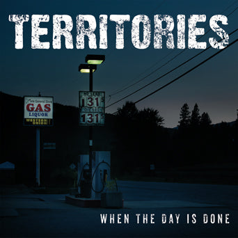 "PIR247 Territories ""When The Day Is Done"" Album Artwork"