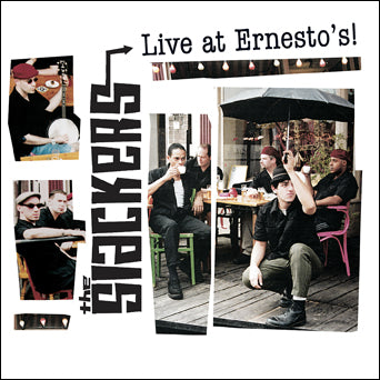 "The Slackers ""Live At Ernesto's!"""