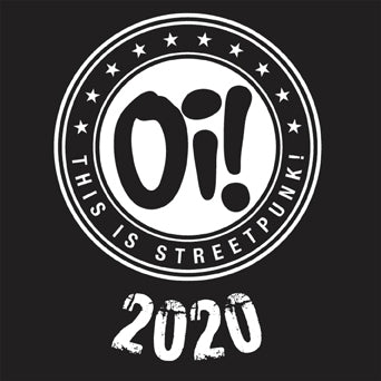 "V/A ""Oi! This Is Streetpunk! 2020"""