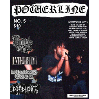 "Powerline ""#5"" - Fanzine"