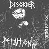 "PNV045-1 Disorder ""Perdition"" 12ep Vinyl Album Artwork"