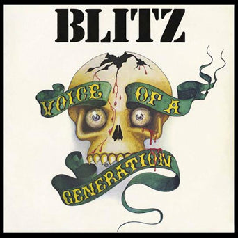 "Blitz ""Voice Of A Generation"""