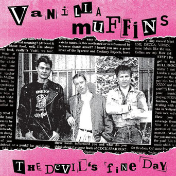 "Vanilla Muffins ""The Devil's Fine Day"""