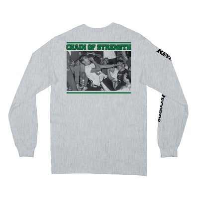 "REVLS29S Chain Of Strength ""The One Thing That Still Holds True"" - Long Sleeve Back"